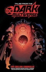 DC Comics's Tales From The Dark Multiverse Hard Cover # 1