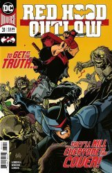 DC Comics's Red Hood and the Outlaws Issue # 31