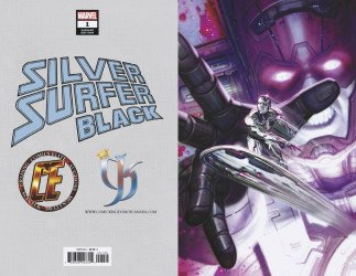 Marvel Comics's Silver Surfer: Black Issue # 1ce/ck-b