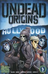 Heavy Metal's Hollywood: Undead Origins Issue # 1