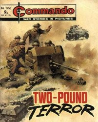 D.C. Thomson & Co.'s Commando: War Stories in Pictures Issue # 1256
