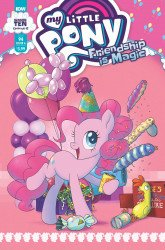 IDW Publishing's My Little Pony: Friendship is Magic Issue # 94
