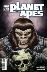 BOOM! Studios's Planet of the Apes Issue # 1