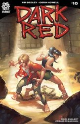 AfterShock Comics's Dark Red Issue # 10