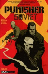 Marvel Comics's Punisher: Soviet TPB # 1