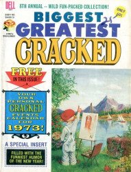 Major Magazines's Biggest Greatest Cracked Issue # 8
