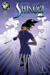 Action Lab Entertainment's Shinobi: Ninja Princess Issue # 1b