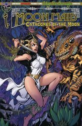 American Mythology's Moon Maid: Catacombs of the Moon Issue # 1b