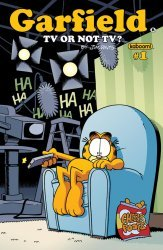 KaBOOM!'s Garfield TV or not TV Issue # 1