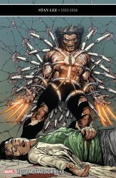 Marvel Comics's Return of Wolverine Issue # 4