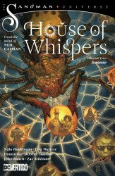 Vertigo's House of Whispers TPB # 2