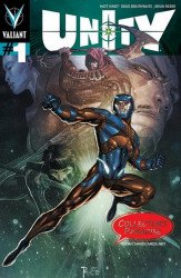 Valiant Entertainment's Unity Issue # 1collectorparadise