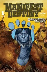 Image's Manifest Destiny Issue # 24