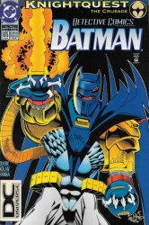 DC Comics's Detective Comics Issue # 675d