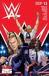 BOOM! Studios's WWE Issue # 13