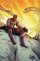 Its Alive's Red Range: Pirates Of Fireworld Issue # 1d