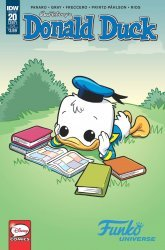 IDW Publishing's Donald Duck Issue # 20sub-b
