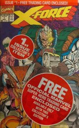 Marvel Comics's X-Force Issue # 1