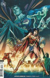 DC Comics's Justice League Issue # 18b