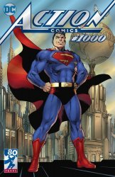 DC Comics's Action Comics Issue # 1000sdcc