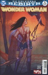 DC Comics's Wonder Woman Issue # 9b
