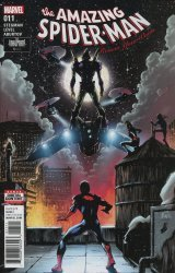 Marvel Comics's The Amazing Spider-Man: Renew Your Vows Issue # 11