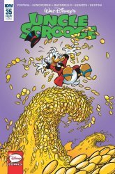 IDW Publishing's Uncle Scrooge Issue # 35ri