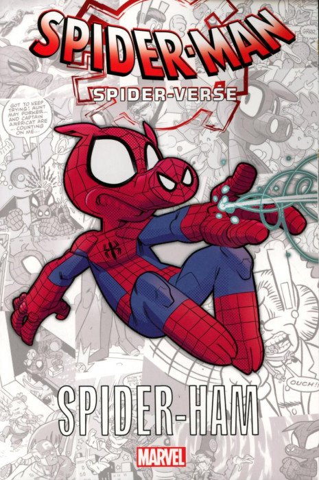 Spider-Ham # 1 of 5 Cover A NM Marvel