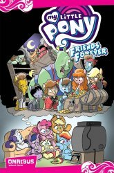 IDW Publishing's My Little Pony: Friends Forever - Omnibus  TPB # 3