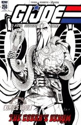 IDW Publishing's G.I. Joe: A Real American Hero Issue # 256c.vault-b