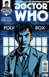 Titan Comics's Doctor Who: 10th Doctor Year Two Issue # 15c