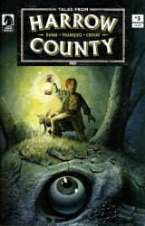 Dark Horse Comics's Tales From Harrow County: Deaths Choir Issue # 3b