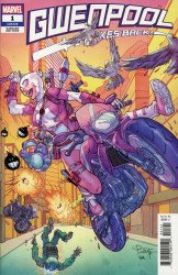 Marvel Comics's Gwenpool Strikes Back Issue # 1d