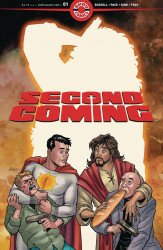 Ahoy Comics's Second Coming Issue # 1 - 2nd print