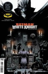 DC Comics's Batman: White Knight Special # 1batman day