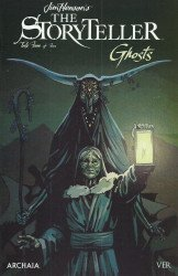 Archaia Studios Press's Jim Henson's Storyteller Ghosts Issue # 4