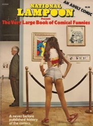 National Lampoon's National Lampoon Presents: The Very Large Book of Comical Funnies Issue # 1