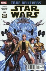 Marvel's True Believers: Star Wars Issue # 1