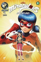 Action Lab Entertainment's Miraculous Adventures Issue # 1d