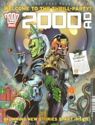 Rebellion's 2000 A.D. Issue # 2111