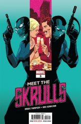 Marvel Comics's Meet the Skrulls Issue # 3
