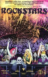 Image Comics's Rockstars Issue # 4