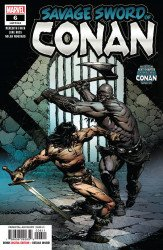 Marvel Comics's Savage Sword Of Conan Issue # 6