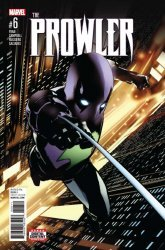 Marvel Comics's Prowler Issue # 6