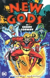 DC Comics's New Gods: By Gerry Conway Hard Cover # 1