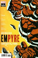 Marvel Comics's Empyre Issue # 1f