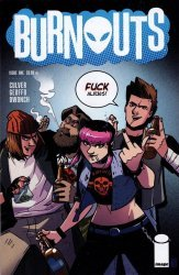 Image Comics's Burnouts Issue # 1c