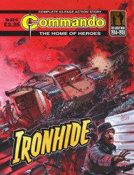 D.C. Thomson & Co.'s Commando: For Action and Adventure Issue # 5315