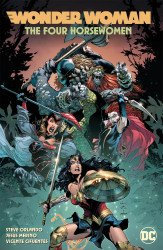 DC Comics's Wonder Woman TPB # 13