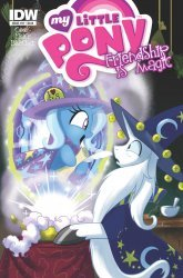 IDW Publishing's My Little Pony: Friendship is Magic Issue # 17hot top